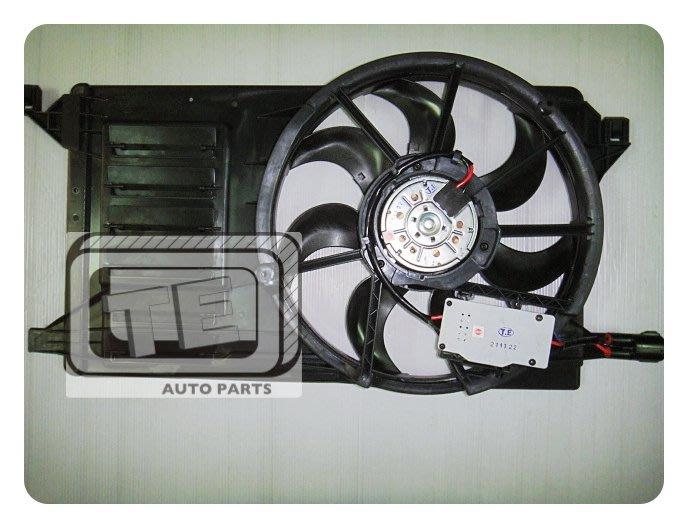 【TE汽配通】MAZDA 馬自達 馬3 2.0/2.5 09年11月後 水箱風扇 水扇總成 含電阻 台製外銷件