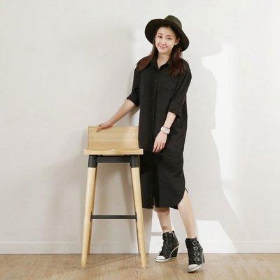 書房/臥室【居家大師】YC-BS118N 巴比倫實木高腳椅/吧台椅 餐桌 吧檯桌