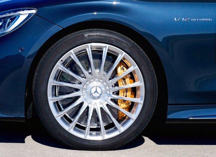 國豐動力 AMG S65 S63 S600 S500 原廠鍛造20吋鋁圈