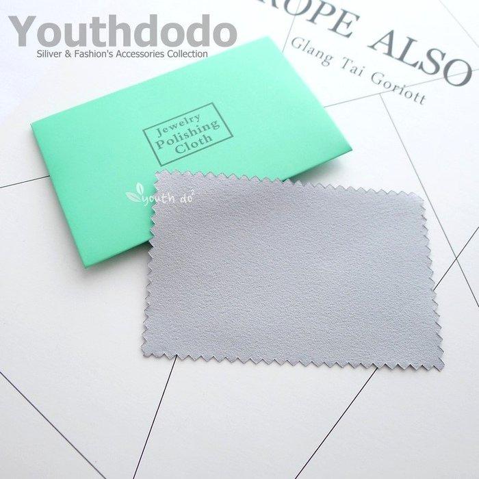高級小片包裝銀灰色拭銀布,一片只要8元喲(SMW-010)~*╮柚子多多╭*