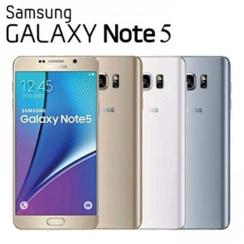 原廠盒裝SAMSUNG GALAXY Note5 32G(送行動電源+鋼化膜+保護殼)4G上網1600萬/5.7吋/八核