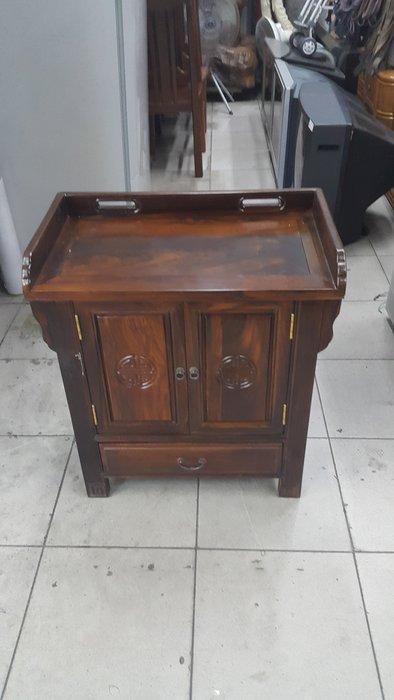 樂居二手家具 全新中古傢俱賣場 ZH0529FJJ1藝品展示架*花架 藝品架 置物架 展示櫃 電器櫃 茶水櫃 電話架