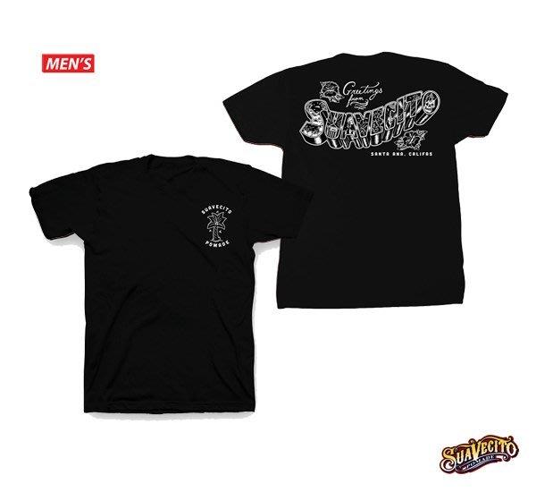 GOODFORIT / 美國Suavecito Califas T-Shirt加州旅遊地圖上衣