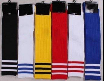 成人/兒童長筒足球襪 男運動襪 小學生多色足球比賽場襪