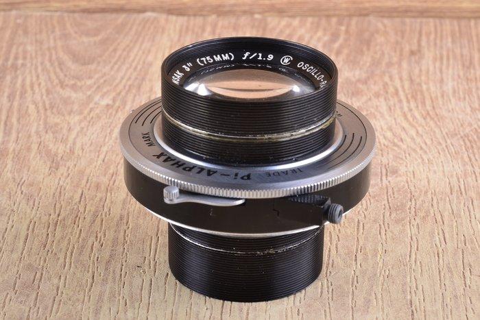 【品光攝影】Wollensak OSCILLO-RAPTAR 75mm F1.9 大光圈 電影鏡頭 #CX0409