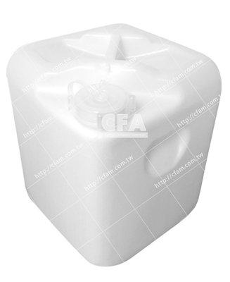 客訂24個 : 全新化學桶20L 白/單個 5加侖20公升塑膠桶
