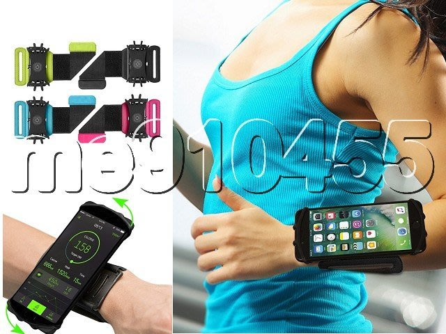 運動手機腕帶 旋轉 運動腕帶 旋轉腕帶 手機腕帶 手機臂帶 旋轉手機袋 萬用手機袋 iPhone 三星 SONY 有現貨