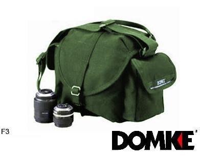 @佳鑫相機@(全新品)DOMKE F-3X 相機背包 綠色 for D750 D810 D5 D500 適用 美國製