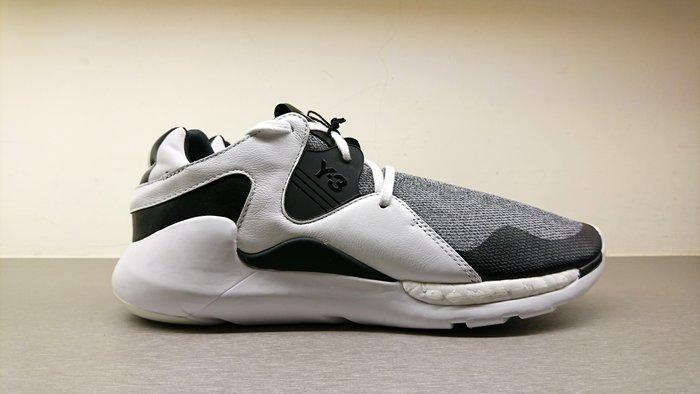 [全新真品代購-final SALE!] Y-3 QR Run 異材質拼接 運動鞋 (Y3)