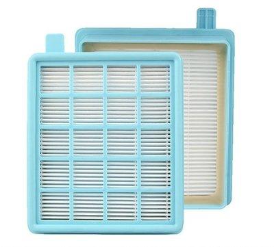 居家達人:適用於飛利浦吸塵器FC8471/8630/FC8637/9322吸塵配件過濾網專用HEPA濾網 濾心