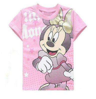 《琉璃的雜貨小舖》美國迪士尼米妮T恤