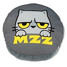 ~貓爪抓MZZ~雙面暖手抱枕 2件以上  MIT