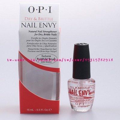 *庄野小舖* OPI 指甲油【硬甲油(乾燥無光澤專用) For Dry & Brittle】紅色包裝+護甲超好用商品!