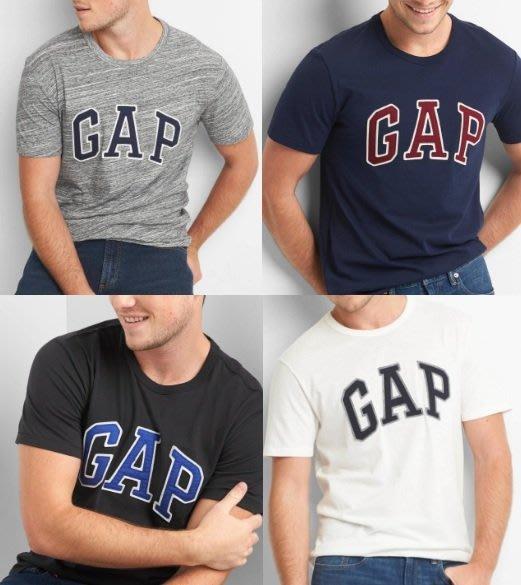 GAP 短袖T恤 現貨 短T logo 美國甜心屋