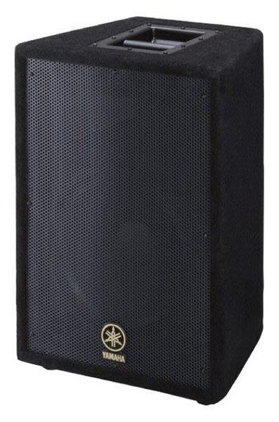【六絃樂器】全新 Yamaha A12 600W Max 二音路喇叭*2 / 舞台音響設備 專業PA器材