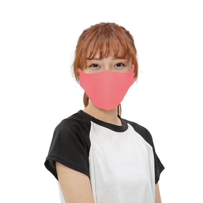 【勤逸軒】Prodigy超透氣MIT防曬立體口罩-甜美粉