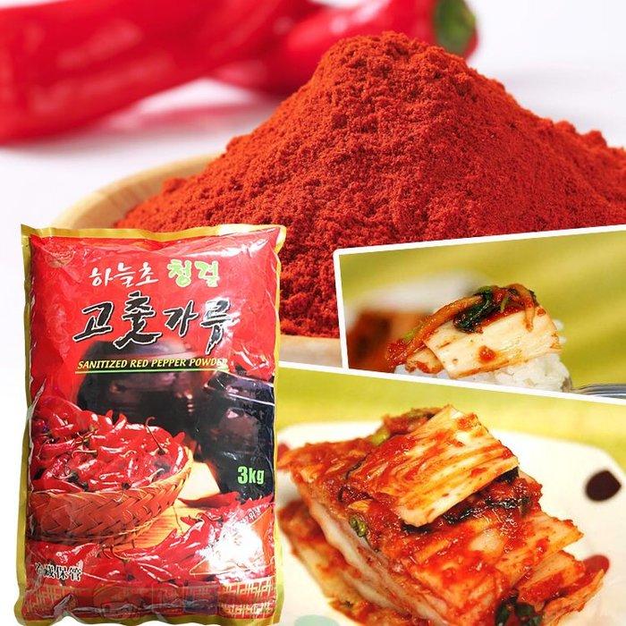 韓國特A級高麗辣椒粉600g (非原廠包)細粉/粗粉  [KR180326] 健康本味