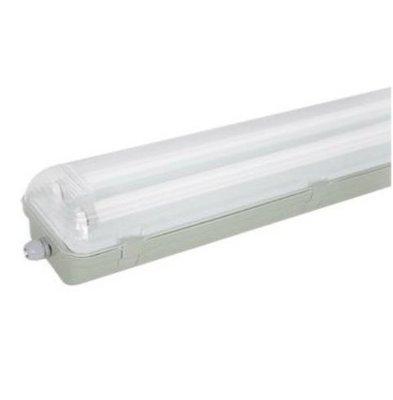 LED 防水燈具 戶外防水燈具 吸預燈 山形防水燈具 三防燈具 4尺雙管-安裝T8 4尺燈管 防水 防塵 防潮