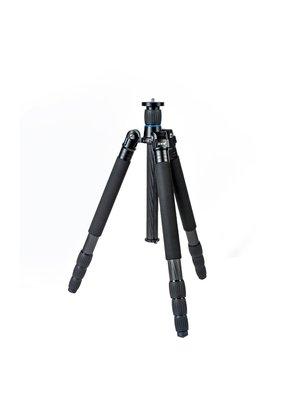 【相機柑碼店】LVG C-214C 防水碳纖維三腳架  不含雲台  公司貨 6年保固