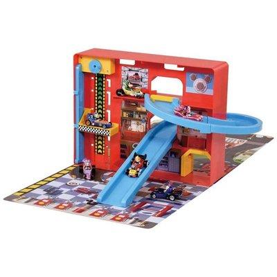 *Mickey.Babe*迪士尼小汽車 米奇妙妙車隊提盒遊戲組 DS11879