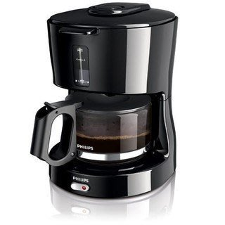 PHILIPS飛利浦美式咖啡機HD7450 (黑色)