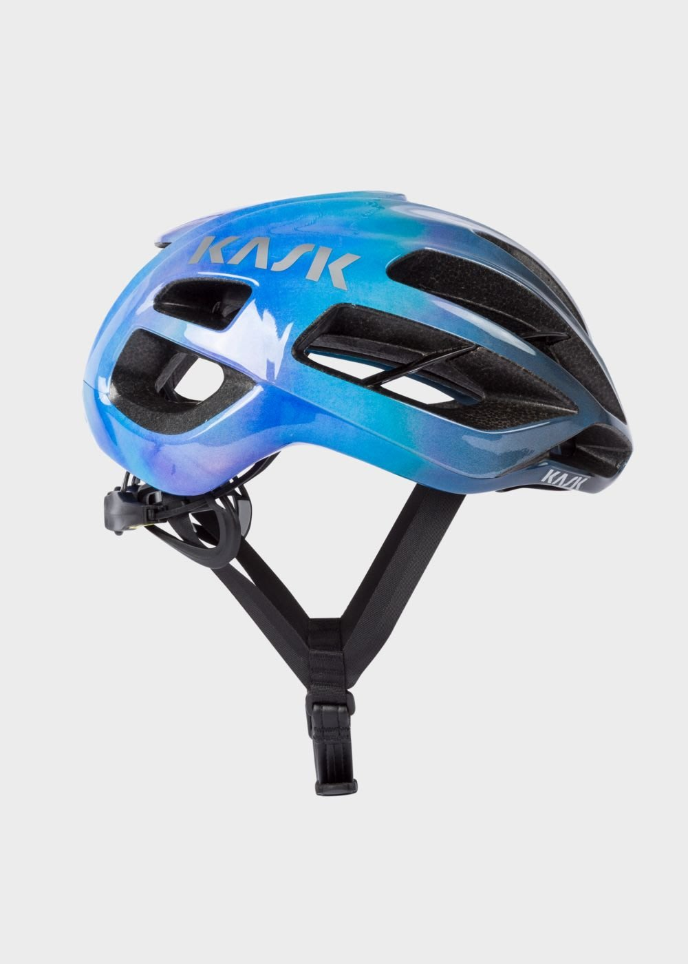 [英國代購服務] Paul Smith + Kask Blue Gradient Protone Cycling 安全帽