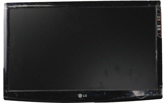 【開心驛站】二手 LG W2243S-PF 22型FullHD鏡面烤漆LCD(不含底座)另購背掛架$200元