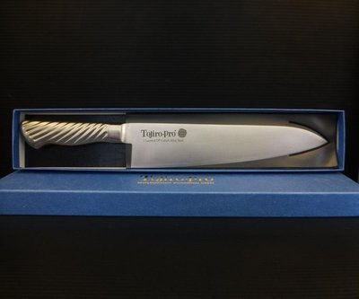 日本製造藤次郎Tojiro Pro~牛刀24公分~貨品編號:F-890~割込