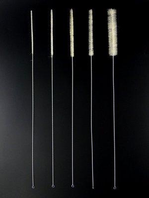 ◇GIDI 儀器◇ 吸管刷2ml 長度450mm,另售試管刷 滴定管刷 移液管刷 量管刷 不銹鋼吸管刷 毛刷