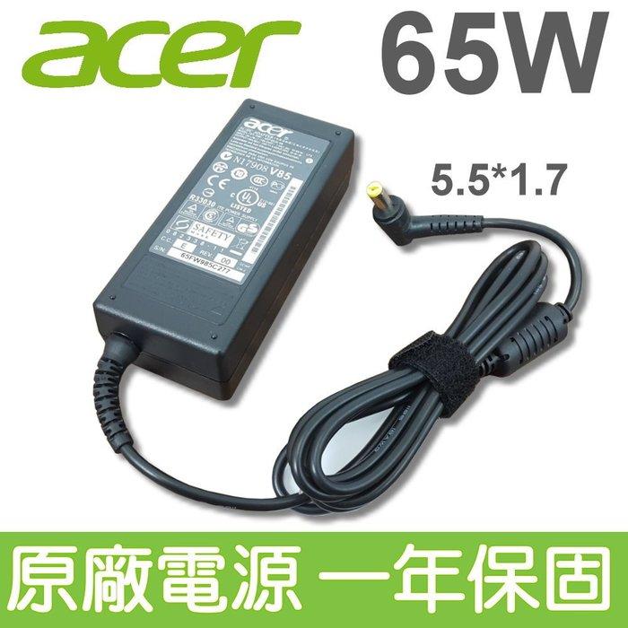 ACER 宏碁 65W 原廠 變壓器 液晶螢幕 G226HQL G236HL G246HL S181HL