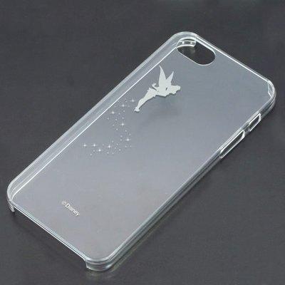 尼德斯Nydus~* 日本正版 Disney 迪士尼 透明系列 手機殼 保護殼 iphone5 5S 彼得潘 小精靈 太空銀