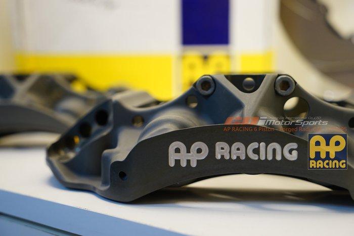 AP RACING CP-5095 6POT 競技六活塞卡鉗 376x36mm 適用大馬力車款 歡迎詢問  / 制動改
