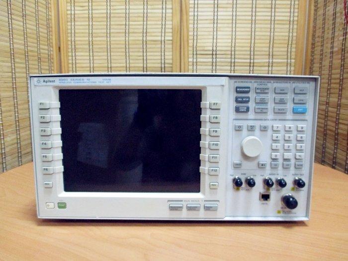 康榮科技二手測試儀器領導廠商Agilent E5515B Opt:002 Wireless Communications