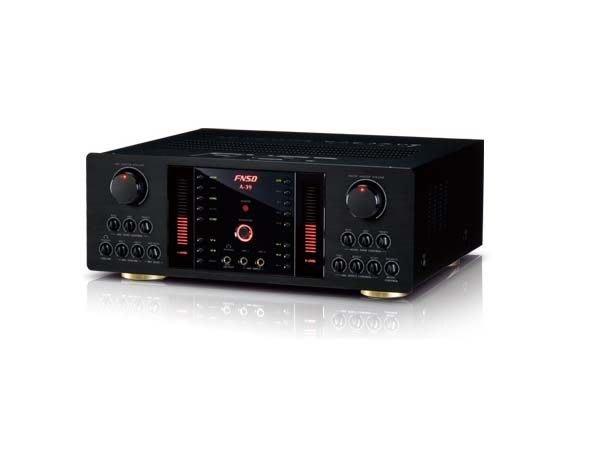 仕洋音響 可議價~FNSD A-39 監聽級 數位迴音 卡拉OK擴大機,買就送兩支有線麥克風,另售A6V A7V A8V