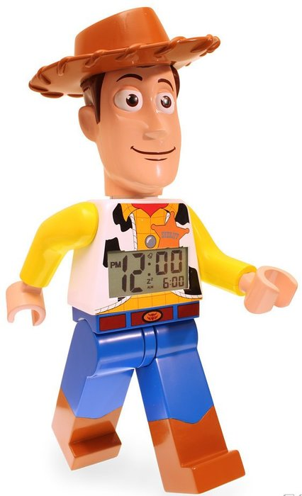 絕版品現貨【LEGO 樂高】全新 益智玩具積木/ 玩具總動員 Toy Story Woody 伍迪 人偶 鬧鐘 含原廠盒