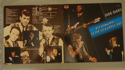 【柯南唱片】Bee Gees 比吉斯合唱團 //MP 2274>日版LP