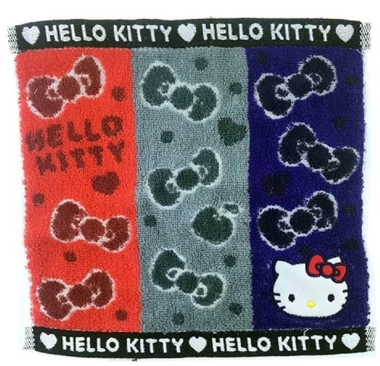 三麗鷗HELLO KITTY凱蒂貓毛巾 手巾 手帕