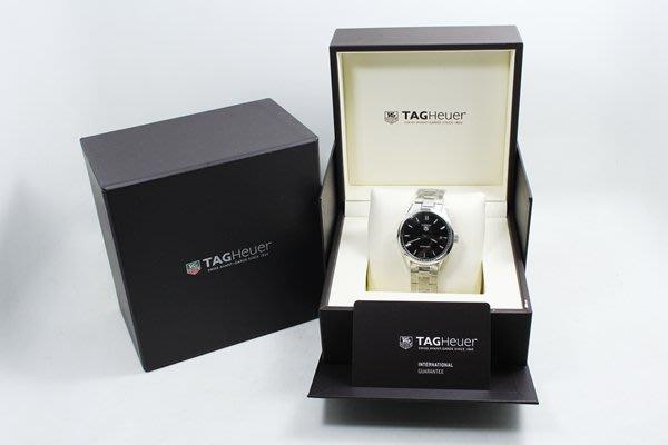 【高雄青蘋果3C】TAG Heuer wv211b.ba0787 卡雷拉男士手錶 機械錶 瑞士錶  #10007