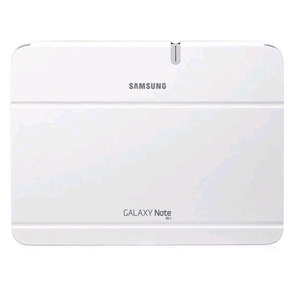 三星 原廠 全新Samsung Galaxy Note 10.1 Book Cover 白色 原廠可立式保護套 保護皮套