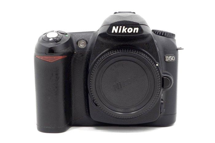 【台中青蘋果】Nikon D50 單機身 body  # 01955