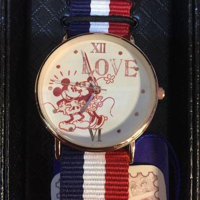 石英錶 手錶 腕錶 迪士尼 米奇 米妮...