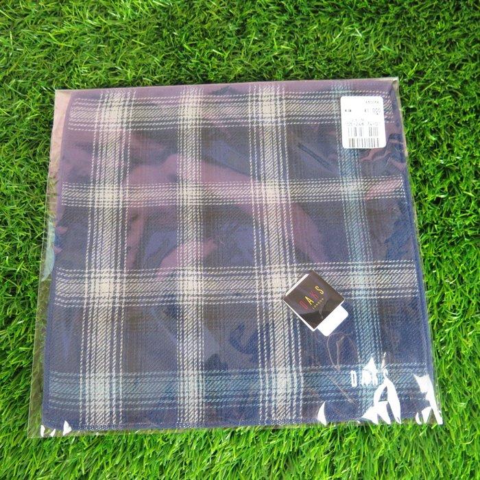 iSport 禮品 日本代購  英國 DAKS 專櫃品牌 日本製 毛巾手帕 105248- 二色