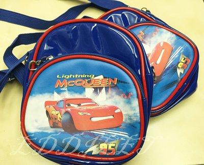 ✿朵朵童包✿閃電麥坤 Cars 兒童 斜背包 後背包 2用款 背帶可更換 防水皮革 雙隔層