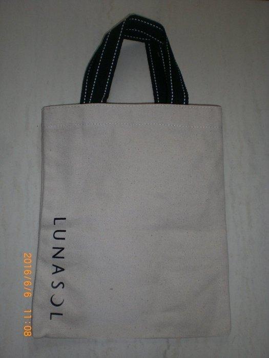 Kanebo佳麗寶~LUNASOL 帆布輕巧提袋   8份
