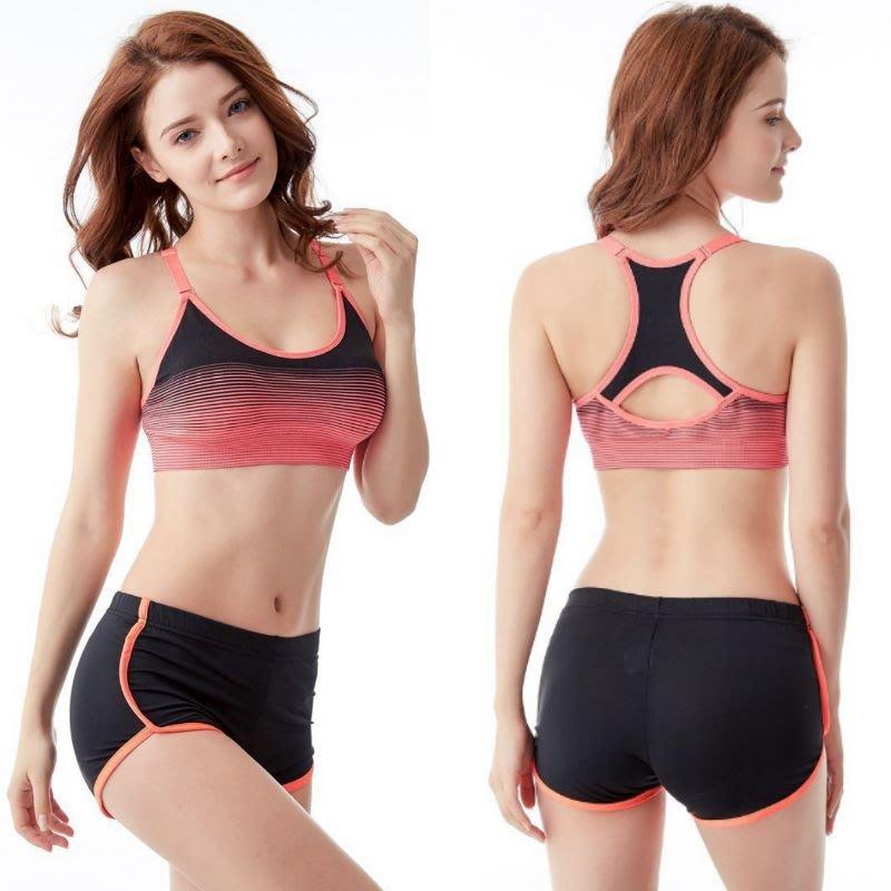 【優作坊】4305_女性運動背心、女生運動內衣、吸濕排汗防震速乾款