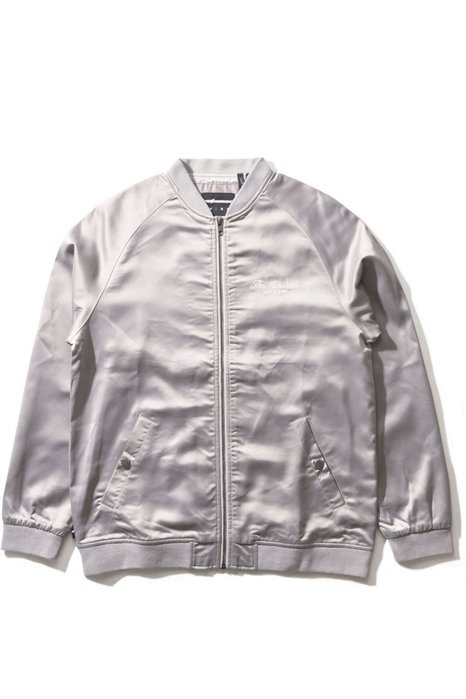 【HOPES】THE HUNDREDS GLAZER JACKET-LIGHT GREY