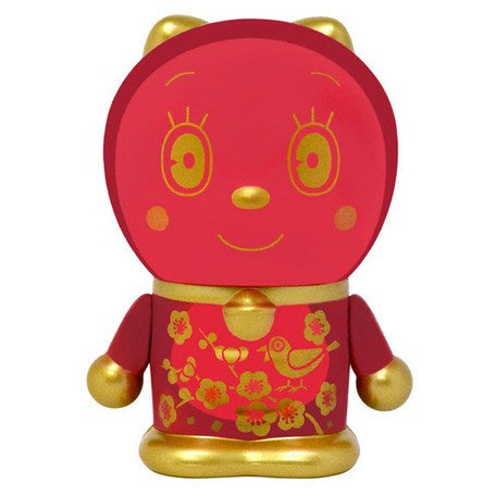 41+現貨免運費 哆啦美 公仔 和風系列 黑色 陶瓷工藝 360度無縫印刷 日本帶回  限定商品 小日尼三