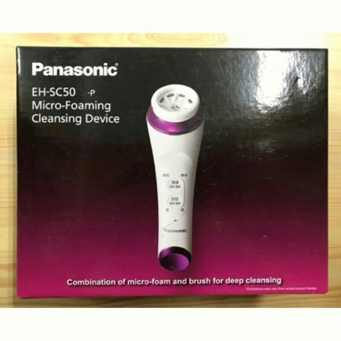 Panasonic 洗顏美容器 洗臉機 濃密泡SPA機 EH-SC50