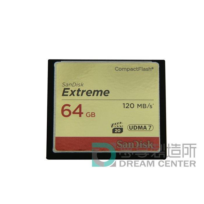 夢享 所 SanDisk CF 64G 120MB S 台南 攝影 器材出租 攝影機 單眼