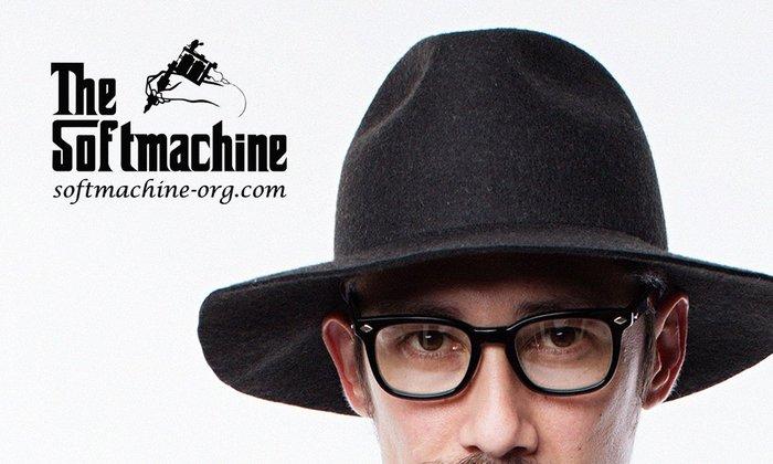 GOODFORIT / 日本品牌Softmachine S.J.D FELT HAT寬版帽簷氈毛中折帽款